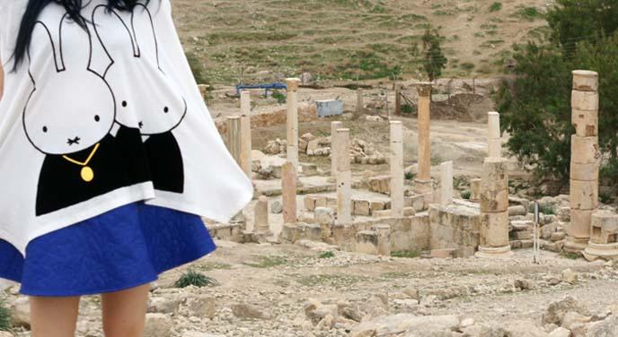 jordan archaeological ruins, pella