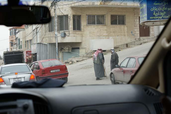 amman jordan streets
