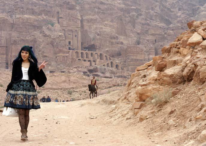 jordan, royal tombs
