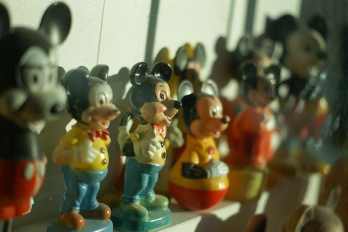 mickey mouse retro toys