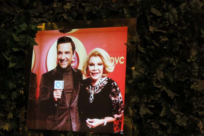 joan rivers, fashion police qvc oscars
