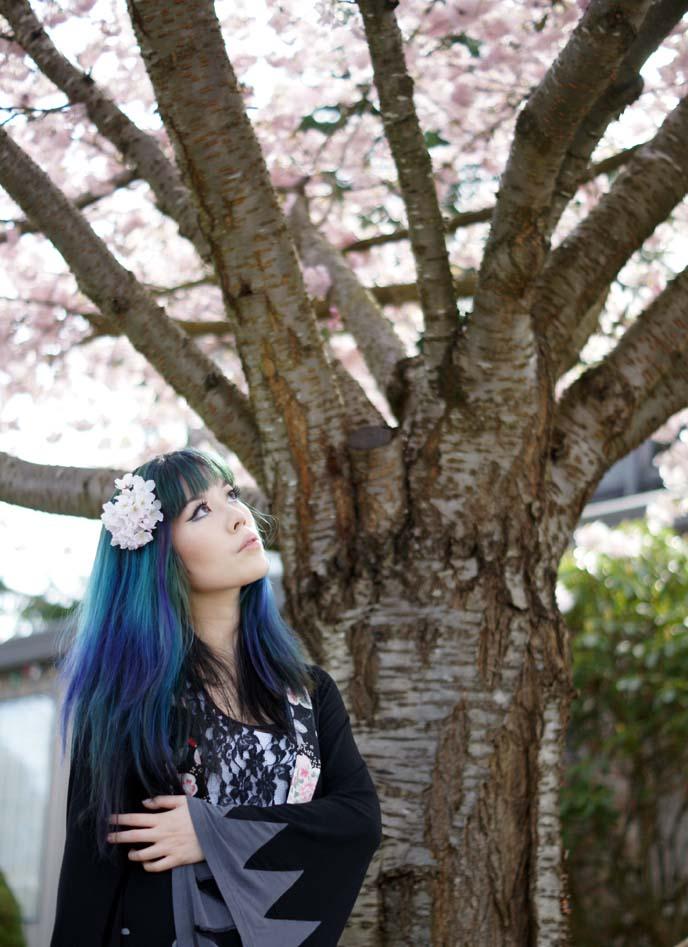 6281e68f03cd Japanese cherry blossoms outfit! How to celebrate sakura season ...