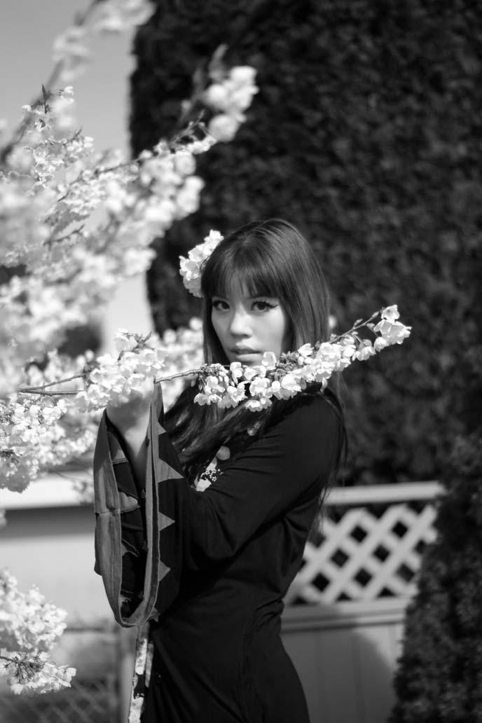 h.naoto gouk kimono, fashion shoot