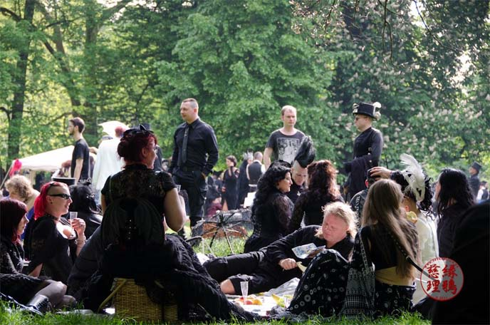 leipzig germany goth festival