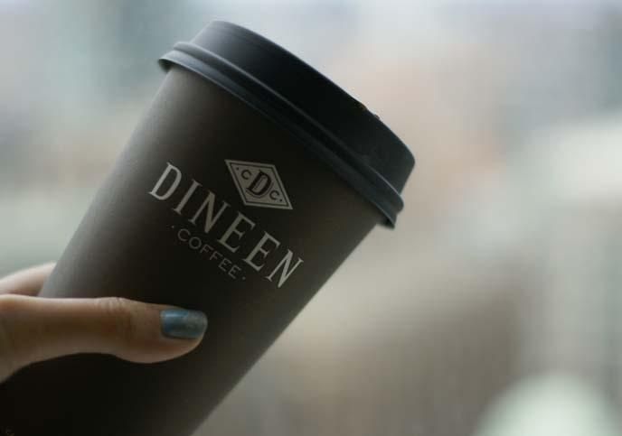dineen coffee yonge street toronto