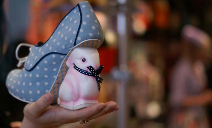 irregular choice bunny rabbit heel shoes