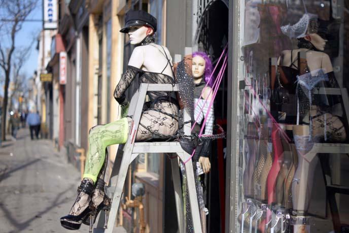 toronto clubwear lingerie
