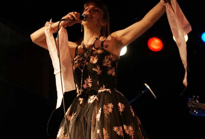 karen o'keefe, gothic lolita singer