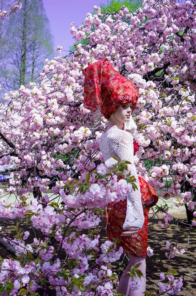 Naoko Tachibana, cross dress japan