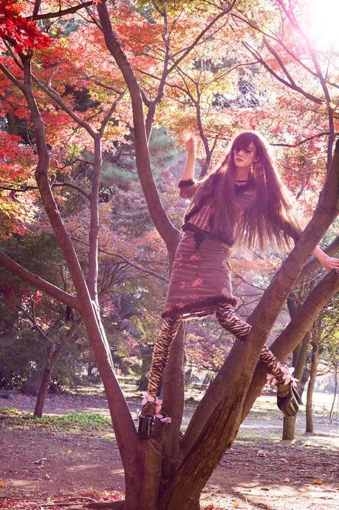 japanese cross dressing, transsexual model