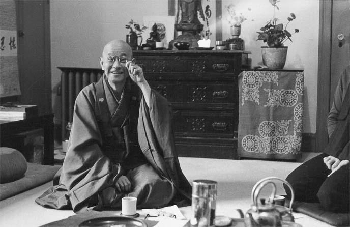 Shunryu Suzuki, soto zen buddhist priest