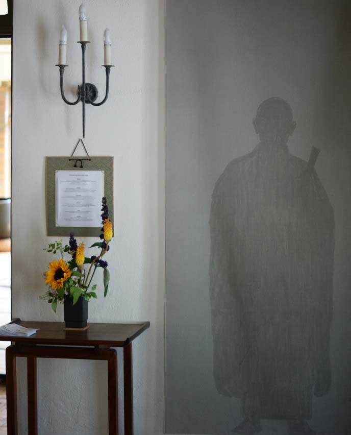 sf zen center meditation room