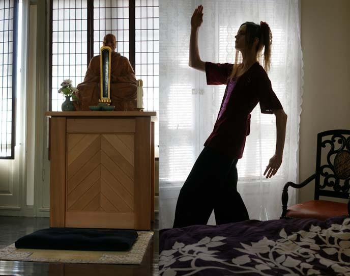 san francisco zen guest rooms, hotel
