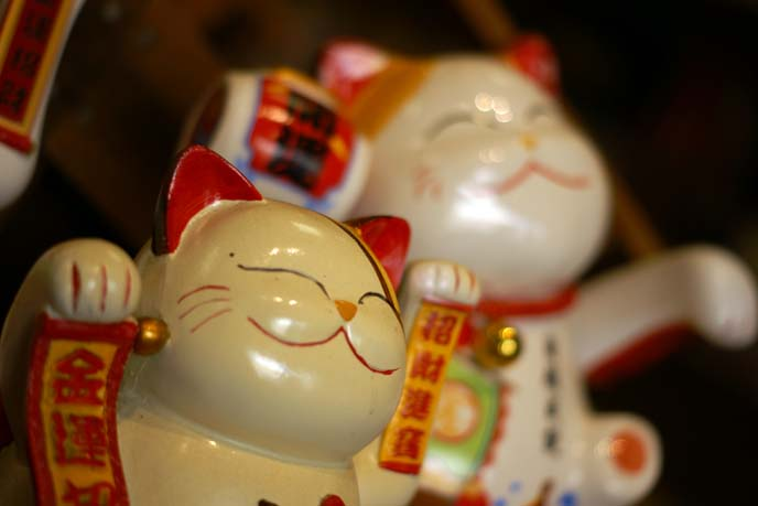 chinese lucky cats