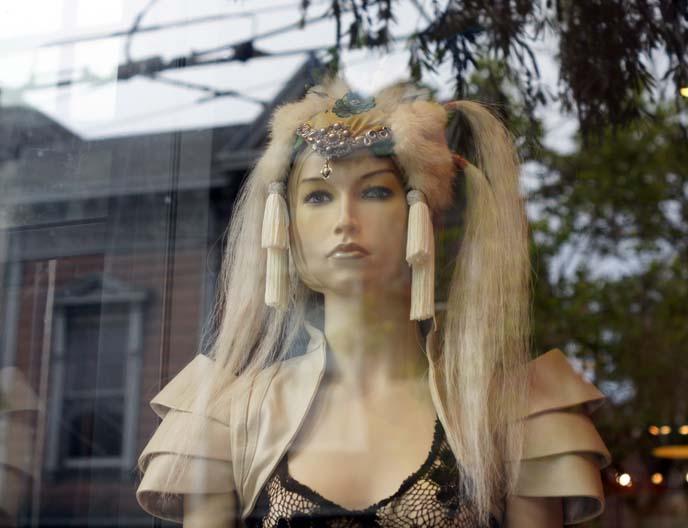 weird avantgarde clothing haight ashbury