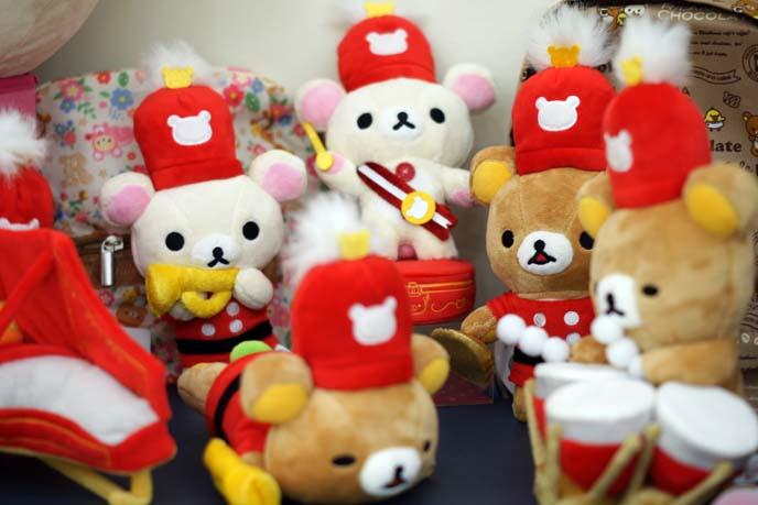 rilakkuma bear toys