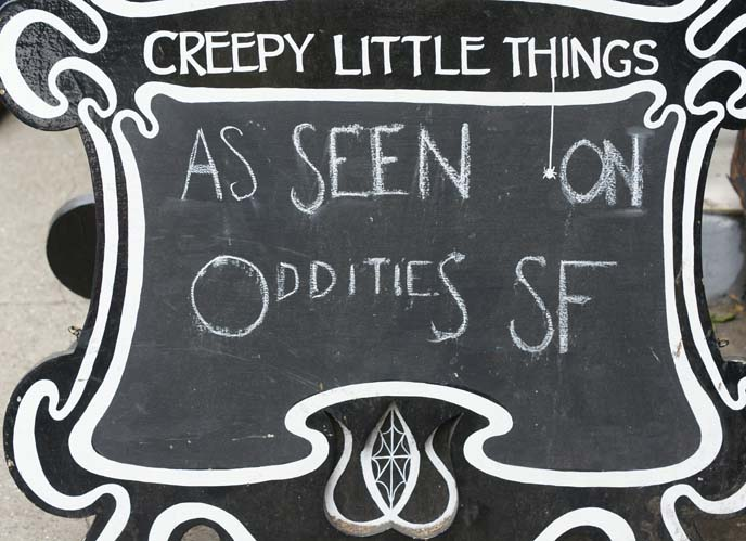 oddities sf tv show science discovery