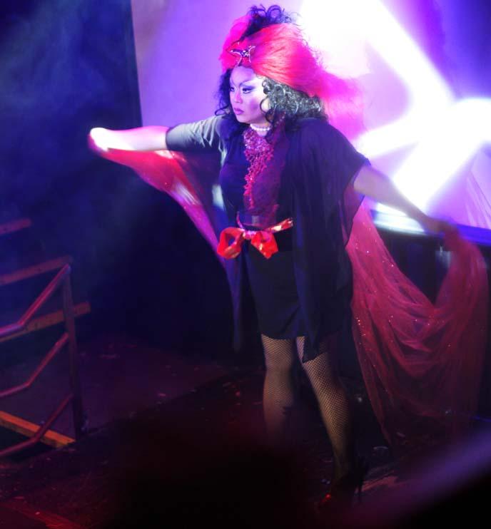 african american drag queen
