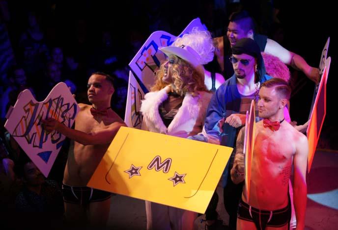madonna music gay dancers
