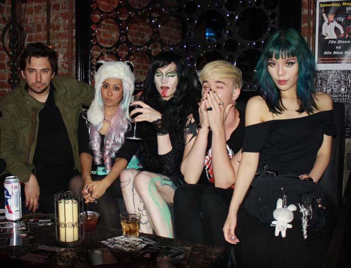 goth clubs, parties san francisco
