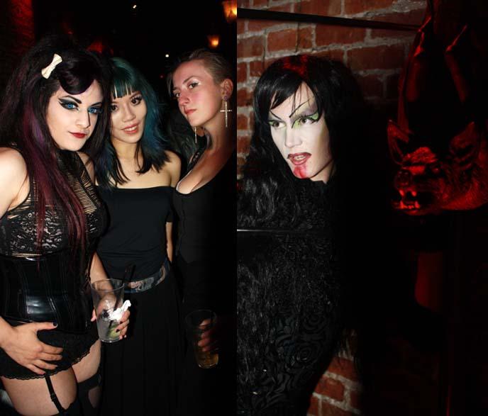 goth girls san francisco