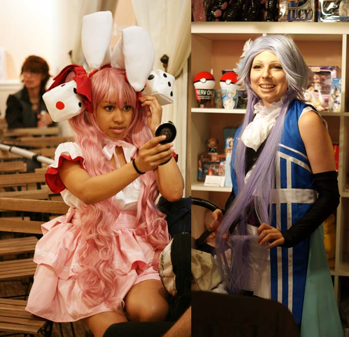 anime costumes, ny cosplay girls