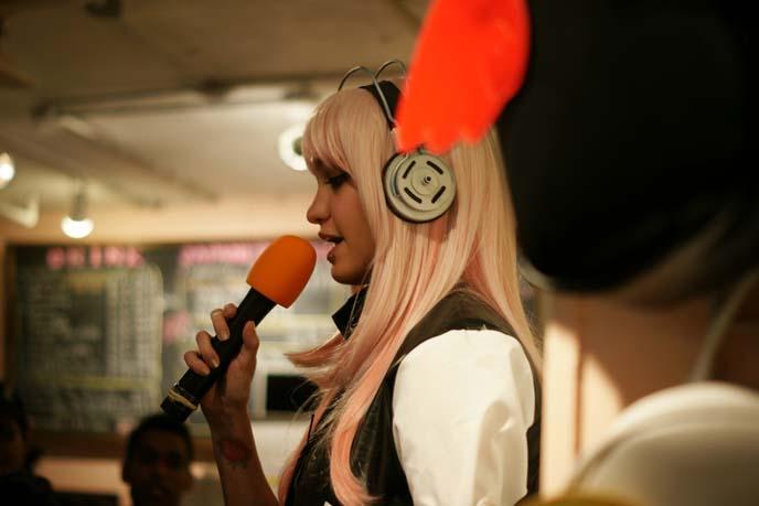 pastel pink japanese wig