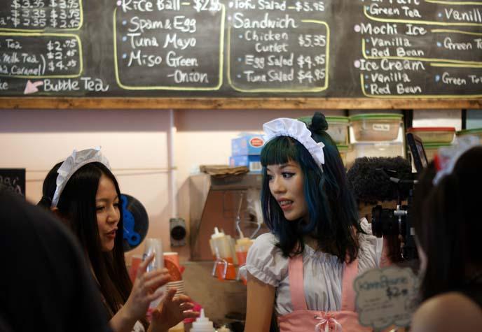 maid cafe new york menu