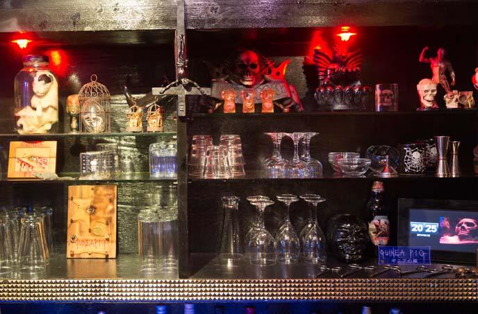 goth bar japan