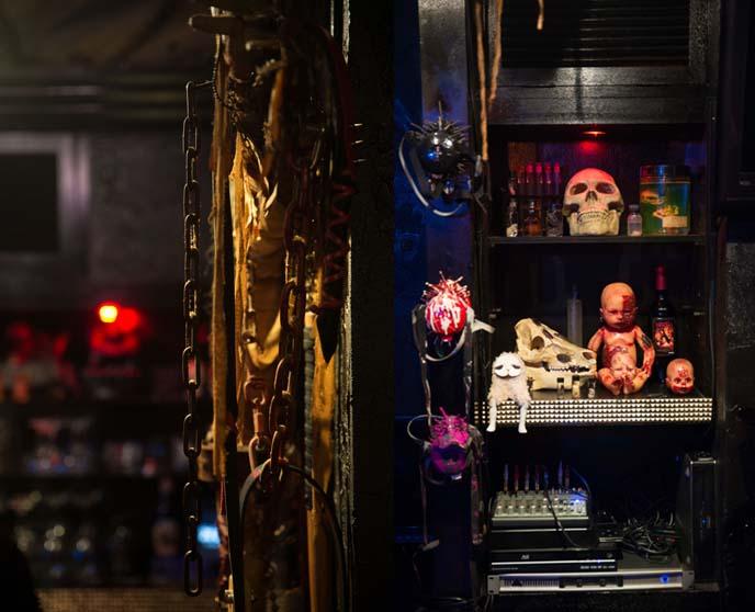 japan horror movie bar