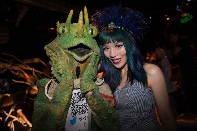 crazy monster costumes japan
