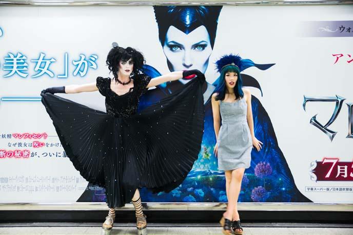 maleficent cosplay, halloween costume