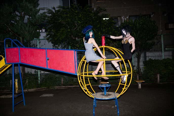 tokyo japan kids playground