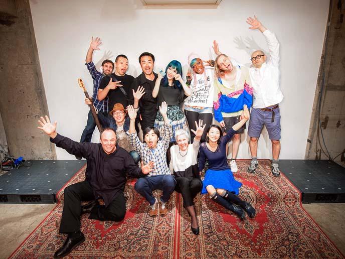 pechakucha tokyo founders, superdeluxe roppongi