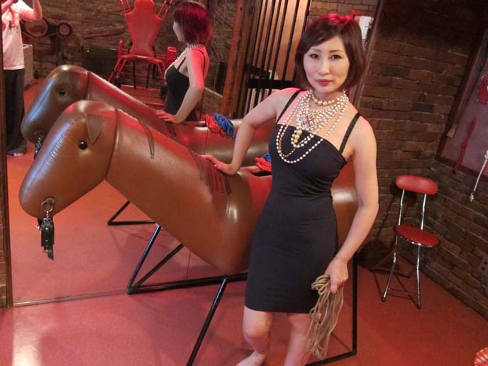 japanese dominatrix mistress