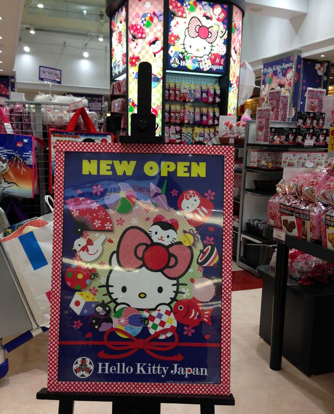hello kitty narita airport shop