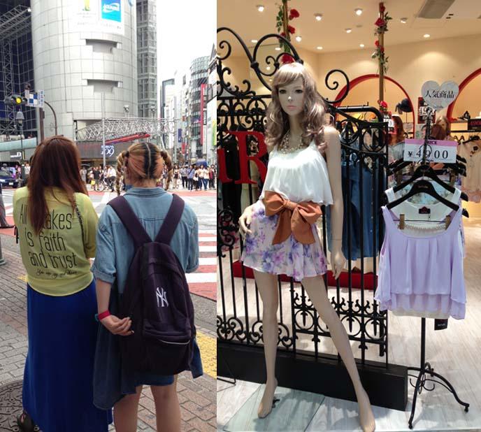 shibuya 109 girls