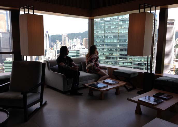 upper suites, penthouses