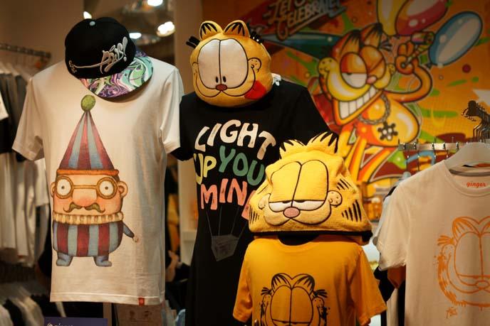 Ginger tshirts 服裝店
