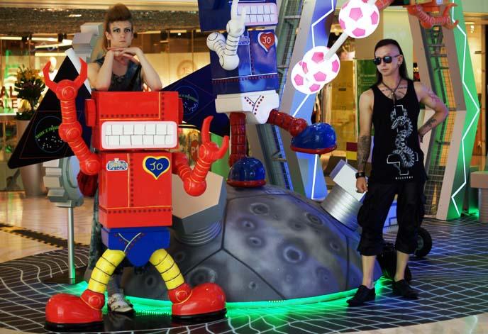 chinese robots exhibit