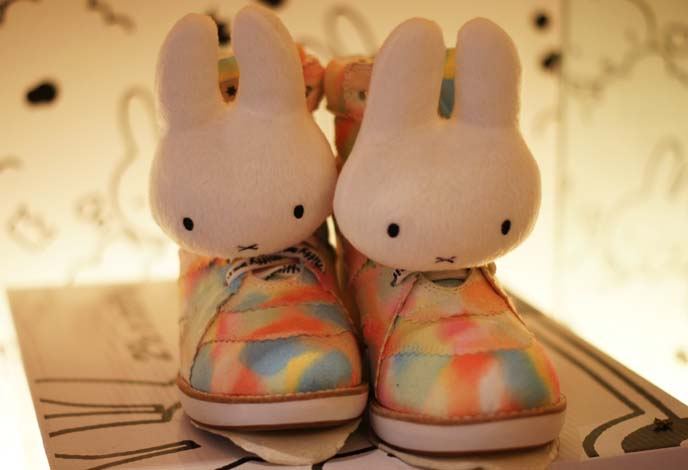 miffy bunny sneakers