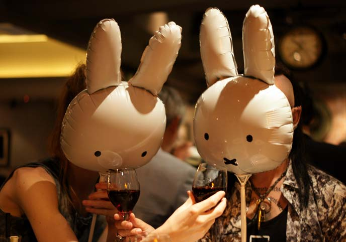 miffy balloons hong kong