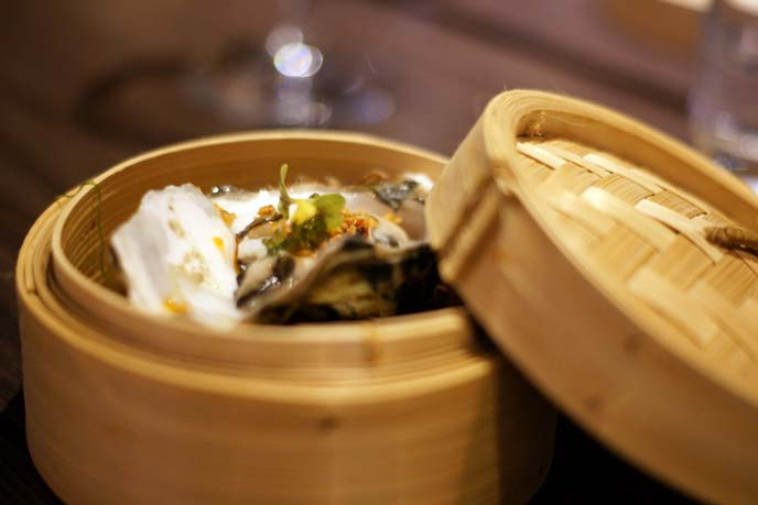 dim sum oysters