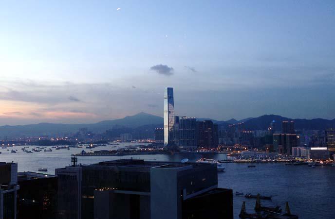 A Symphony of Lights hong kong light show
