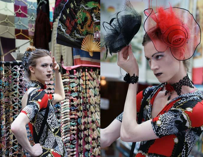 mongkok women street shops