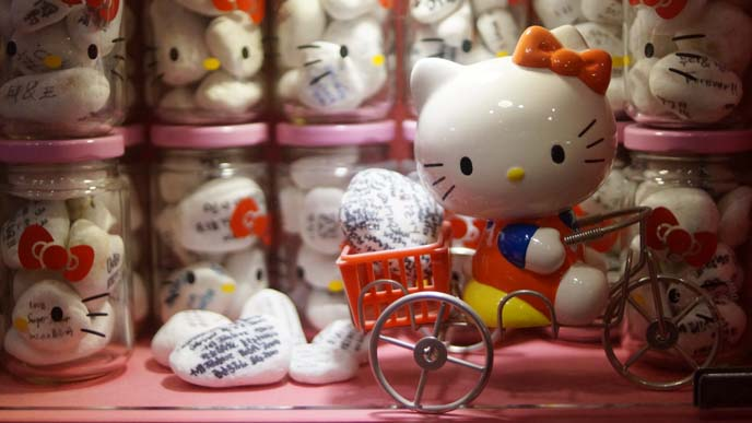 korean hello kitty souvenirs