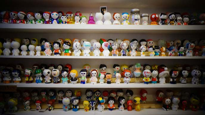 seoul diy draw on blank toys