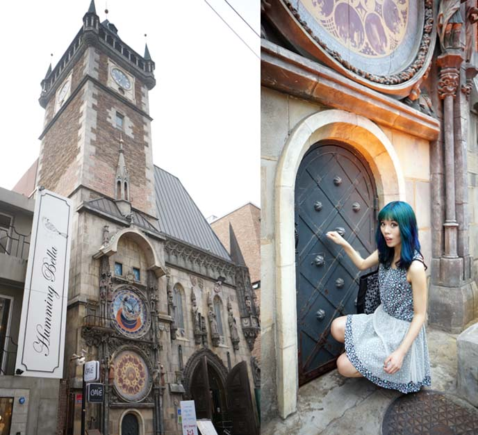 hongdae prague restaurant, Astronomical Clock