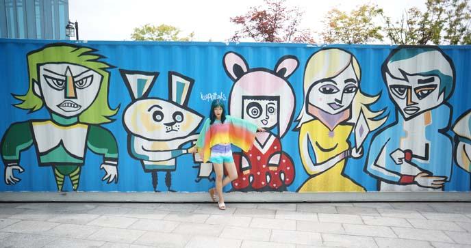 modern avant garde korean art
