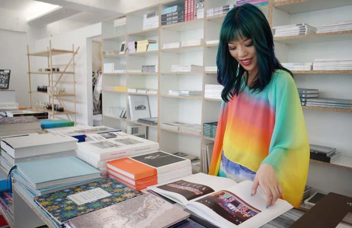 Seoul Post Poetics art book store